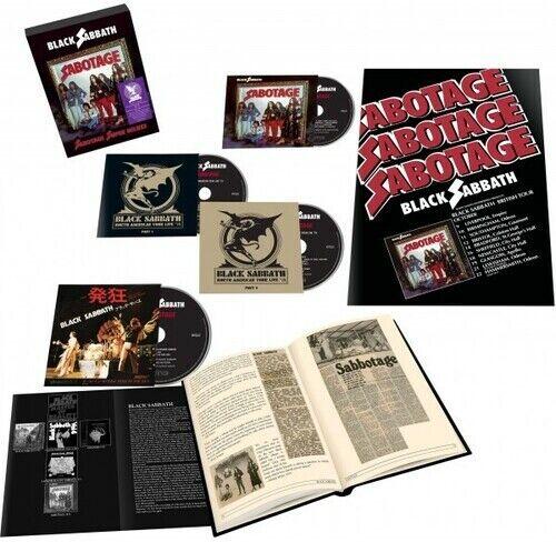 Black Sabbath - Sabotage [CD New] 603497844845