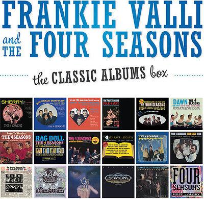 The Four Seasons, Frankie Valli & Four Seasons - Classic Albums Box [New CD] (Frankie Valli & The Four Seasons Albums)