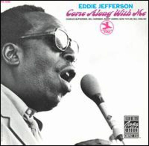 Eddie Jefferson - Come Along with Me [New CD]