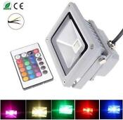 Colour Changing LED Spot Lights
