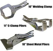 Locking C Clamp