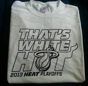 Miami Heat White Hot