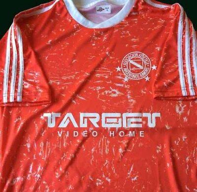 ARGENTINOS JUNIORS 1992 - Retro Jersey REPLICA - All Sizes !!! image