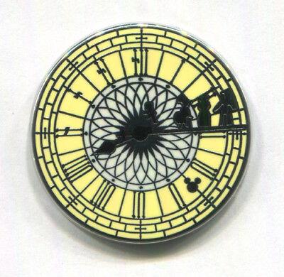 Big Ben Clock COMPLETER Peter Pan - 2011 Hidden Mickey United Kingdom Disney Pin