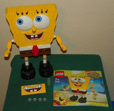 LEGO 3826 - SpongeBob SquarePants: Build-A-Bob - NO BOX