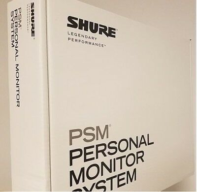 - Shure PSM 300 Stereo Personal Monitor System w/SE215-CL P3TRA215CL-J13