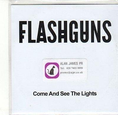 (CA851) Flashguns, Come And See The Lights - 2010 DJ CD