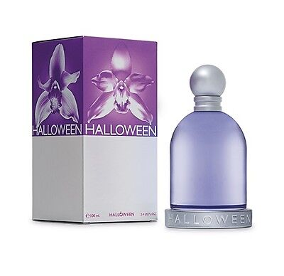 Halloween J (Halloween Perfume by J Del Pozo, 3.4 oz EDT Spray for Women NEW IN BOX)