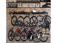 Sx2 Bicycle Storage Rack by VELOGRIP