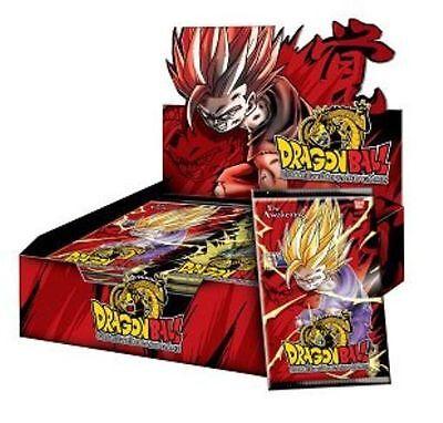 Dragon Ball Z AWAKENING 1st Edition Sealed Booster Box DBZ CCG Bandai NEW