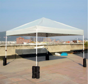 BRAND NEW sand bags / weightbags for Popup Shelter Canopy Gazebo