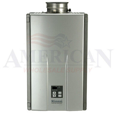 RINNAI RL94iN NATURAL GAS TANKLESS WATER HEATER 9.4