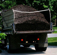 Mulch/Topsoil/Aggregate Stone Delivery & Or Install