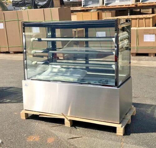 "New 60"" Bakery Deli Refrigerator Model Rc-5f Cooler Case Display Fridge Nsf"