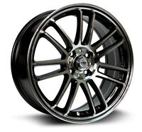 Roues (Mags) RTX Radial 15 pouces  4-100
