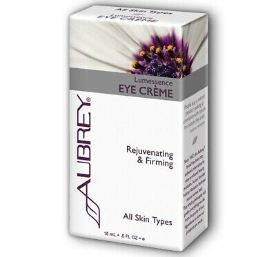 Aubrey Organics Lumessence Eye Cream All Skin Types