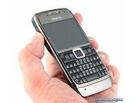Nokia e71 on Vodafone -