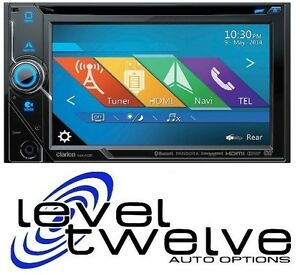 Clarion NX405 NAV/MULTIMEDIA DOUBLE DIN STATION