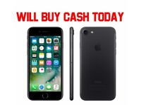**Will Pick up and Buy your iPhone 6, 6s, 7, iPad or Apple Watch TODAY CASH**