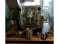 sanremo commercial compact coffee machine