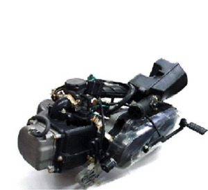 GY6 scooter motor with trans