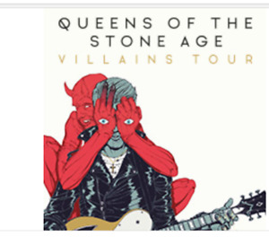 Queens of the Stone Age  FLOOR TICKETS