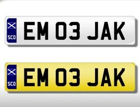 Cheap Jack Private Plate