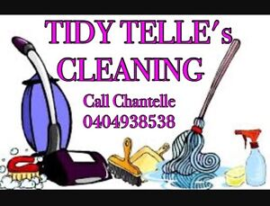 TIDY TELLE's CLEANING Brookton Brookton Area Preview