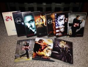 """24"" Complete Series plus Movie! Cambridge Kitchener Area image 1"