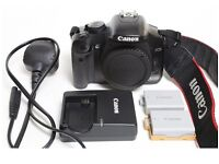 Canon 450D - DSLR. As new condition 📷