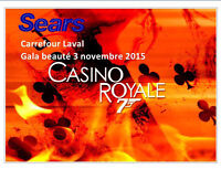 CASINO ROYALE SEARS CARREFOUR LAVAL