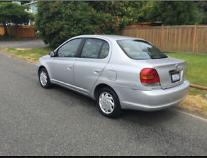 2003 Toyota Echo Safetied Etested with New winters