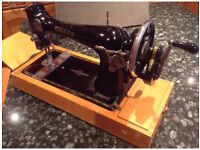 Vintage Sewing Machine in full working order