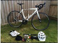 Specialized Allez road bike 2014