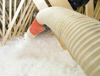 STOP THE COLD WITH INSULATION