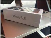 Brand new box sealed iPhone 5s