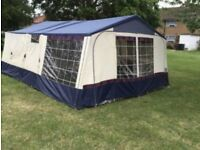 Conway Canterbury d l trailer tent for sale