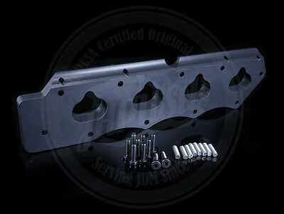 Skunk2 H2k Intake Manifold Adapter & K2b Throttlebody Adapter Honda Prelude H22a