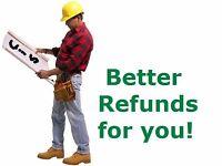 Tax Returns £150.00