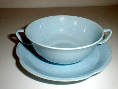 Johnson Bros Blue GRAYDAWN GREYDAWN Lg Saucer/s on Rummage