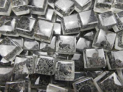 terdrops Schwarz 500g - inspirierende Optik  ca. 11x11x10mm (Inspirierende Steine)