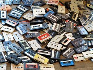 recherche casettes de musique