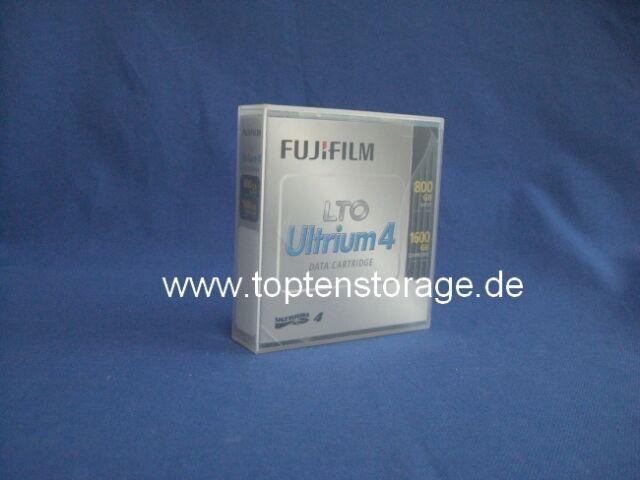 Fujifilm 48185 LTO Ultrium 4 Speichermedium - Data Cartridge 800GB / 1,6TB