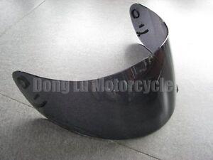 shoei cx-1v dark gray shield