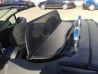PEUGEOT 207 cc windstop deflector with case