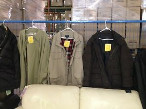 Coats & Jackets - Great Selection at Liquidation Prices