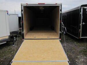 2018 Atlas Specialty Trailers 8.5x36 Gooseneck Cargo Trailer