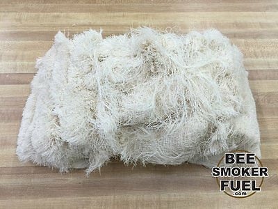 Bee Smoker Fuel - Yarn - 100 Cotton - 2lb Bag