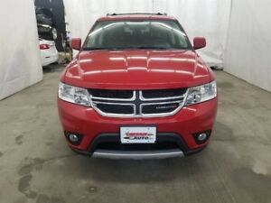 2017 Dodge Journey GT AWD,V6,7 PASSAGERS,LEATHER,MAGS,BLUETOOTH
