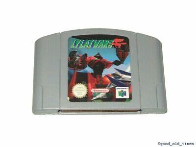 ## Lylat Wars N64 Spiel - TOP ##